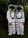 ruimtevaarders kostuum