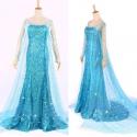 Elsa jurk volwassen maat