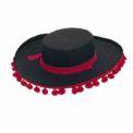 spaanse-hoed-met-balletjesrand