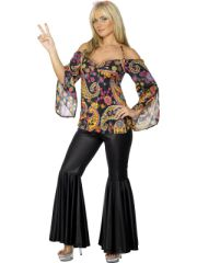 hippie-dame-met-sexy-top