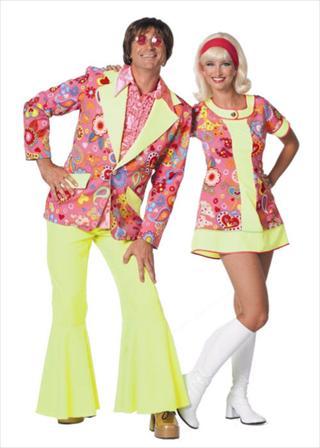 hippie-roze-jurkje