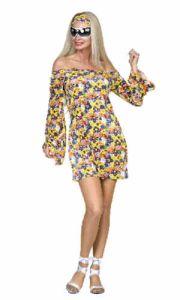 jurkje-sixties-bloem