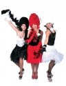 Petticoat roo zwart