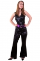 jumpsuit disco zwart