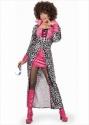 leopard-jas-met-roze-jurkje